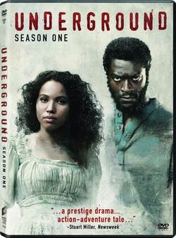 Underground: Season 1 (Box Set) [DVD]