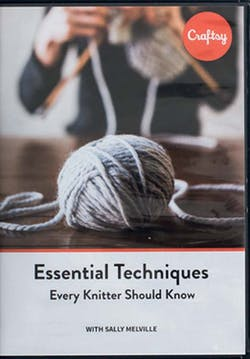 Essential Techniques Every Knitter Should Know [DVD]