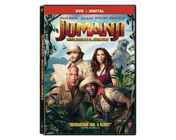 Jumanji: Welcome to the Jungle (DVD + Digital) [DVD]