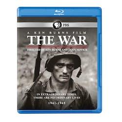 The War - A Ken Burns Film [Blu-ray]
