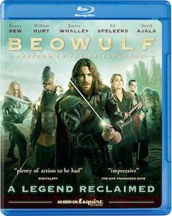 Beowulf: Return to the Shieldlands [Blu-ray]