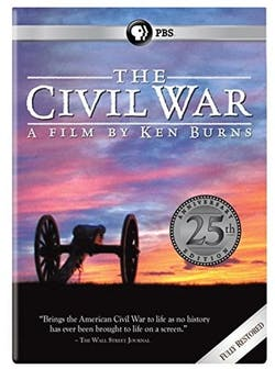 The Civil War - A Film By Ken Burns (25th Anniversary Edition) [DVD]