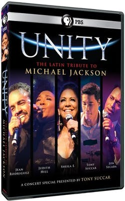 Unity: The Latin Tribute to Michael Jackson [DVD]