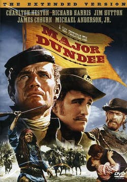 Major Dundee [DVD]