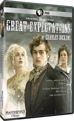 Masterpiece: Great Expectations [DVD]