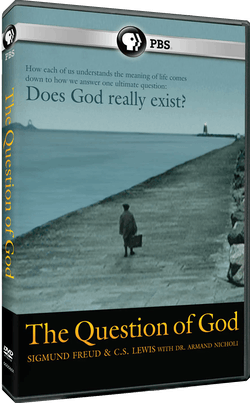 The Question of God: C.S. Lewis and Sigmund Freud with Dr. Armand Nicholi [DVD]