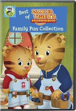 Daniel Tiger's Neighborhood: Family Fun Collection [DVD]