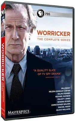 Masterpiece: Worricker - The Complete Series [DVD]