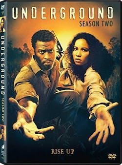 Underground: Season 2 (Box Set) [DVD]