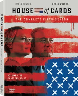 House of Cards: The Complete Fifth Season (Box Set) [DVD]
