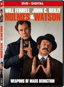 Holmes & Watson (DVD + Digital) [DVD]
