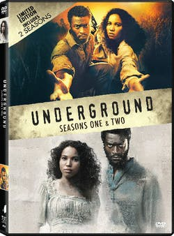 Underground: Season 1&2 (Box Set) [DVD]