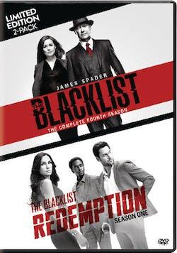 The Blacklist: The Complete Fourth Season/Redemption (Box Set) [DVD]