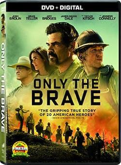 Only The Brave (2017) (Digital) [DVD]