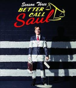 Better Call Saul: Season Three (Box Set) [DVD]