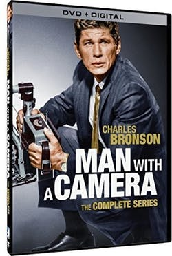 Man With A Camera - The Complete Series (DVD + Digital) [DVD]