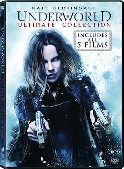 Underworld: 5-Film Collection [DVD]