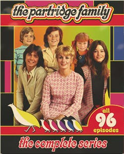 Partridge Family - Complete Series [DVD]