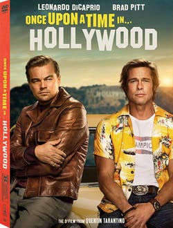 Once Upon A Time In Hollywood (DVD + Digital) [DVD]