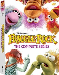 Fraggle Rock: The Complete Series (Box Set) [DVD]