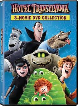 Hotel Transylvania 3-Movie Collection [DVD]