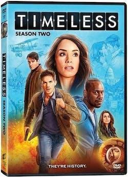 Timeless - Season Two [DVD]
