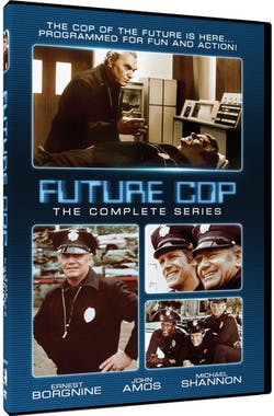 Future Cop - The Complete Series [DVD]