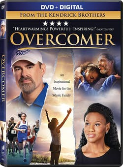 Overcomer (DVD + Digital) [DVD]