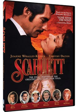 Scarlett The Sequel to Margaret Mitchell''s Gone with the Wind  Mini Series [DVD]