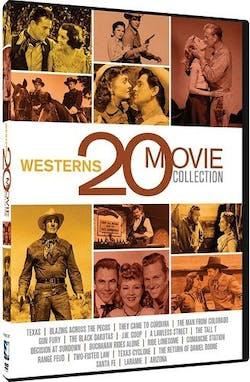 Western 20 Movie Collection [DVD]
