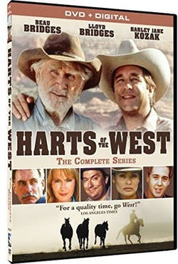 Harts of the West - The Complete Series [DVD]