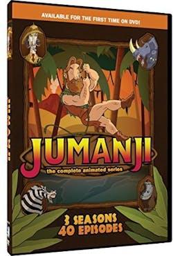 Jumanji - The Complete Animated Series [DVD]