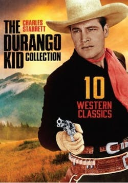 The Durango Kid Collection - 10 Classic Westerns [DVD]