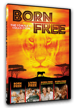 Born Free Collection  [DVD]