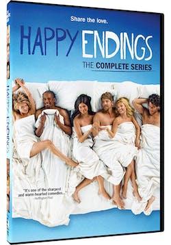 Happy Endings - The Complete Series [DVD]