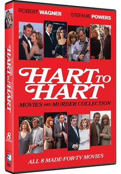 Hart to Hart - Movies Are Murder Collection [DVD]