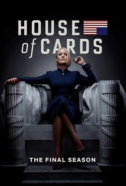 House Of Cards - Season 6 - The Final Season [DVD]