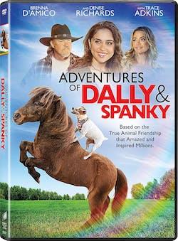Adventures of Dally & Spanky [DVD]