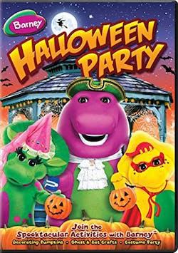 Barney: Halloween Party (2014) [DVD]