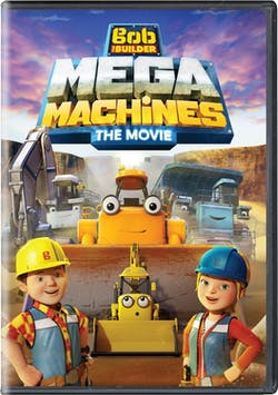 Bob the Builder: Mega Machines [DVD]