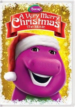 Barney: A Very Merry Christmas - The Movie [DVD]