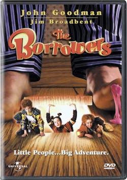 The Borrowers (2002) [DVD]