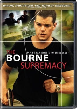 The Bourne Supremacy (2004) (Widescreen) [DVD]