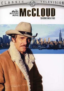 McCloud: Season 1 and 2 [DVD]