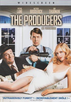 The Producers (Widescreen) [DVD]