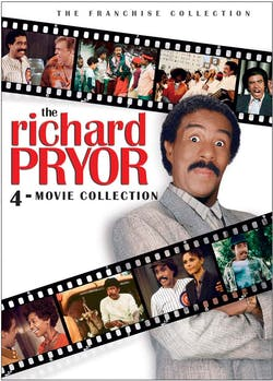 The Richard Pryor 4-Movie Collection (2006) [DVD]