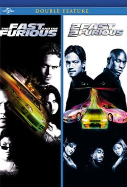 Fast & Furious Collection: 1 & 2 (Double Feature) [DVD]