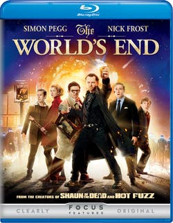 The World's End [Blu-ray]