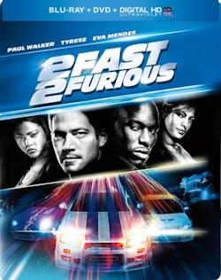 2 Fast 2 Furious (Steelbook) [Blu-ray]