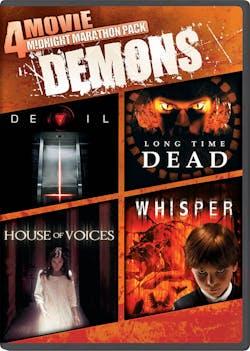 4-Movie Midnight Marathon: Demons [DVD]